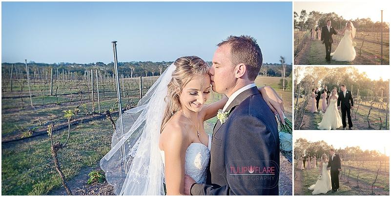 Wedding photos at Sirromet Winery, Mount Cotton
