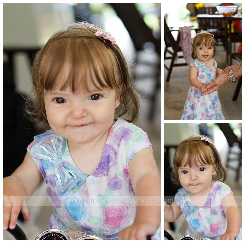 Cooper's 3rd Birthday- Baby sister