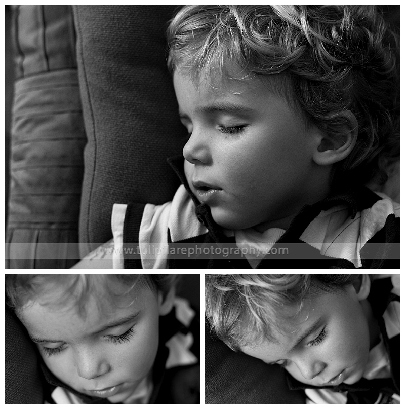 Cooper's 3rd Birthday- all worn out. Love his eyelashes.